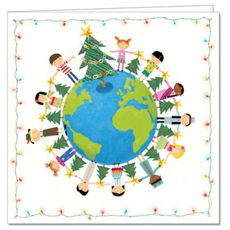 christmas around the world 10 pack natural collection