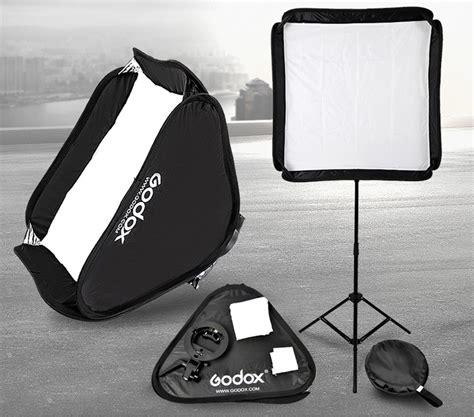 Strobist Flash Mount Softbox Kit godox flash softbox kit 80cm 80cm 60cm 60cm 40cm