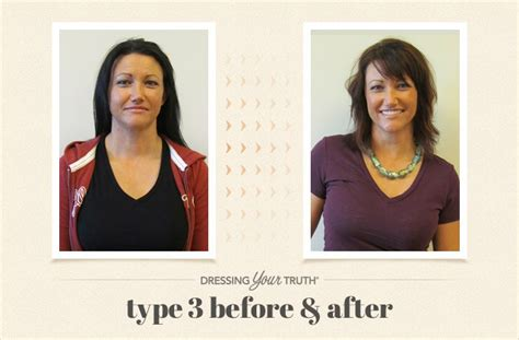 dressing your truth before and after type 2 jana carol tuttle type 3 hairstyles apexwallpapers com