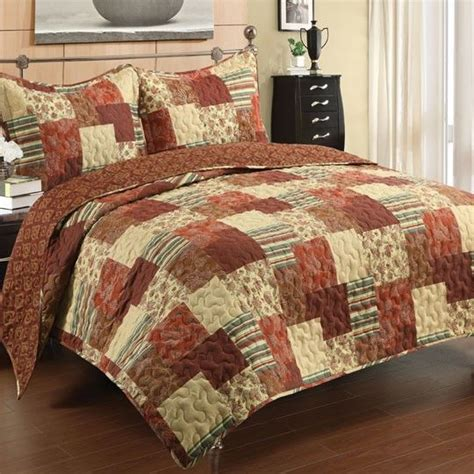 country bedding set dylan quilt mini set 50 00 country bedding pinterest