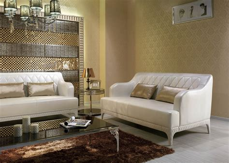 Tufted Leather Sofa Set by Modern White Tufted Leather Sofa Set