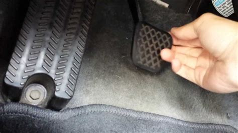 clutch pedal going to the floor and staying