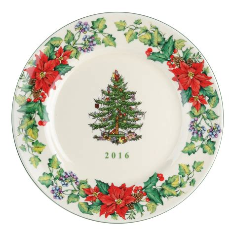 spode christmas tree 2016 collector plate 29 99 you save