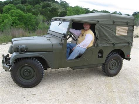 jeep jimmy kaiser willys jeep of the week 123