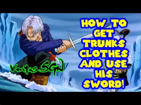 Mod Xenoverse 2 With Tutorial Instalation trunks xenoverse 2