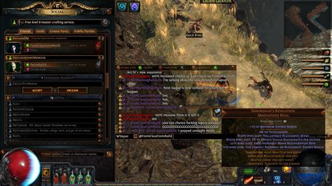 forum general discussion orb of chance log