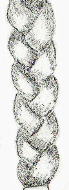 Drawing Of A With Braids by Croquis Fashion Sketches Part Ii Yesterday S Thimble