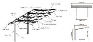 Carport Awning Carport Awning Aluminium Frame Carport Polycarbonate