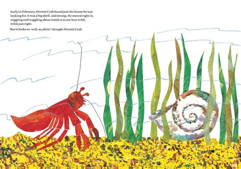 a house for hermit crab book by eric carle official