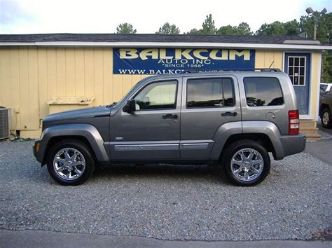 Jeep Wilmington Nc 2012 Jeep Liberty 4x2 Latitude 4dr Suv In Wilmington Nc