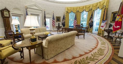 oval office renovation 2017 trump spending 1 75 million on presidential furniture