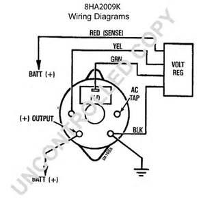 8ha2009k alternator product details prestolite leece neville