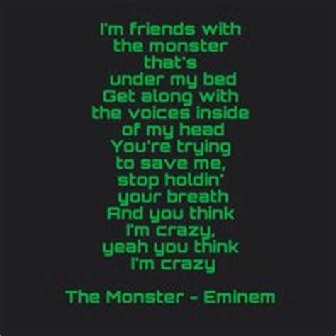 monsters under my bed lyrics pinterest the world s catalog of ideas