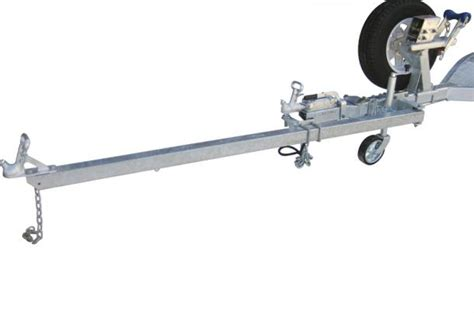 how to draw a boat on a trailer extendable draw bar ideal for shallow rs or beach