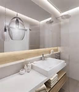 indirekte beleuchtung im bad kleines bad einrichten 51 ideen f 252 r gestaltung mit dusche