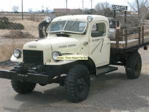 Dodge Power Wagon Wheels For Sale 1946 Dodge Power Wagon For Sale