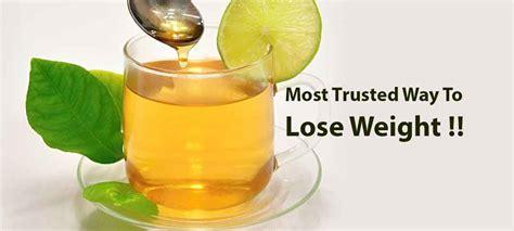 weight loss lemon water weight loss lemon honey water drink recipe