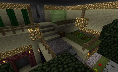 what to put in a room in minecraft minecraft the green room by rueyeet on deviantart