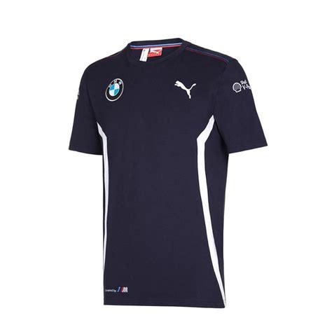 Bmw 2 Sides Tshirt Size L new 2016 bmw motorsport mens team t shirt blue white all sizes bmw motorsport yb