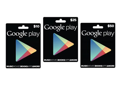 Best Buy Google Play Store Gift Card - best stocking stuffers under 25 for android fans android central