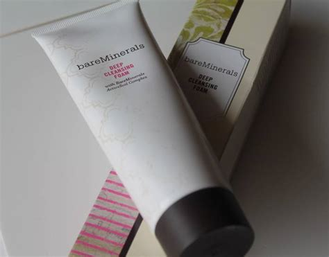 Bare Minerals Skin Detox Reviews by Bareminerals Cleansing Foam Review