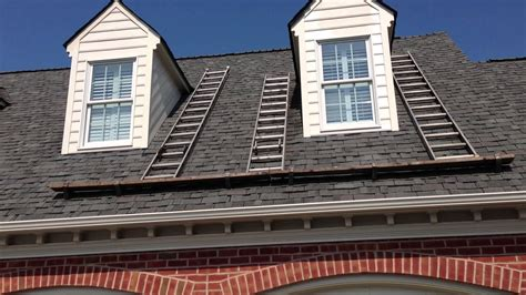 high siding painting dormer window siding at leebs 5 30 13