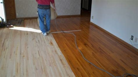 Refinishing Floors by Bring Hardwood Floors Back To Heiton Buckley
