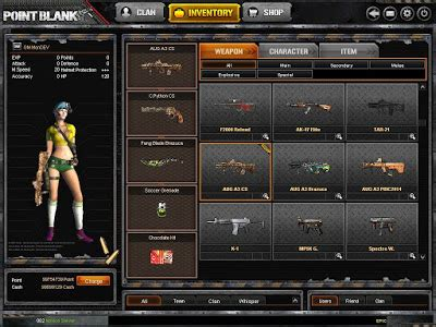 Mouse Gaming Point Blank point blank offline 2016 new version terbaru sadergame version pc