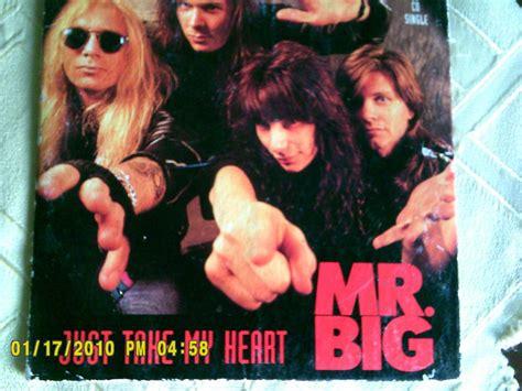 1416570861 just take my heart cd single mr big just take my heart 9 900 en mercado libre
