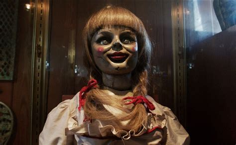 annabelle doll jokes top haunted dolls in the world hell horror