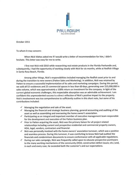 Reference Letter From Employer Marketing References Allan Schweinberg Vlahossolutions
