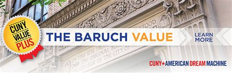 Baruch College Ranking Mba by Baruch College The City Of New York Cuny