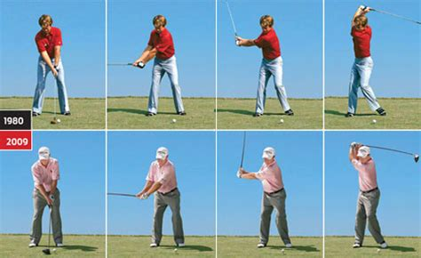 golf swing frame by frame great golf swings
