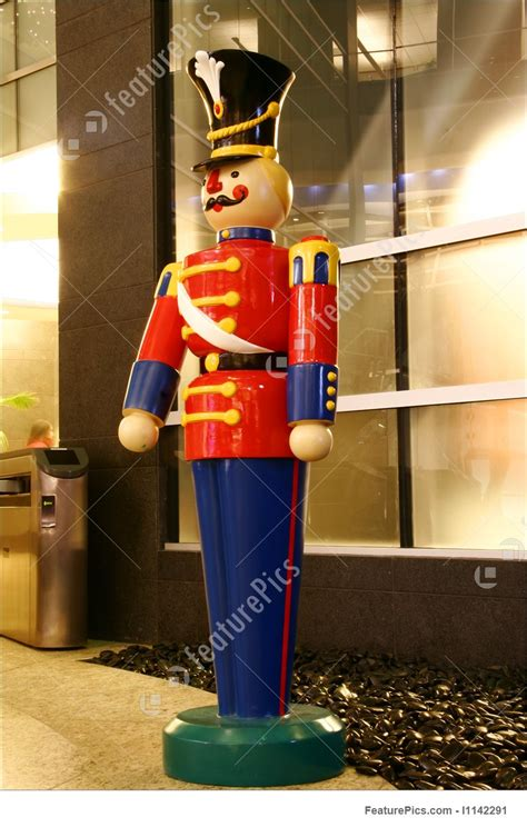 Nutcracker Toy Soldier Stock Photo I1142291 at FeaturePics Free Clip Art Christmas Words