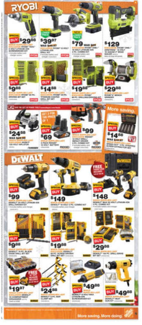 home depot black friday 2014 ad page 10