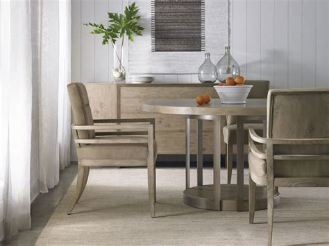 the gather light oak dining room collection with