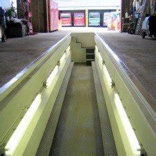 garage workshop inspection pit mats and matting