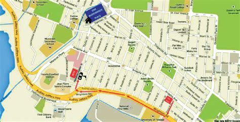 map of port of spain streets a leading jurist is murdered in guyana news and