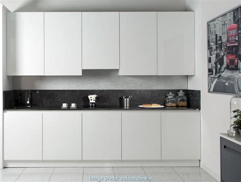Cucine Moderne Bianche Laccate by Affascinante Cucine Moderne Bianche Laccate Lucide