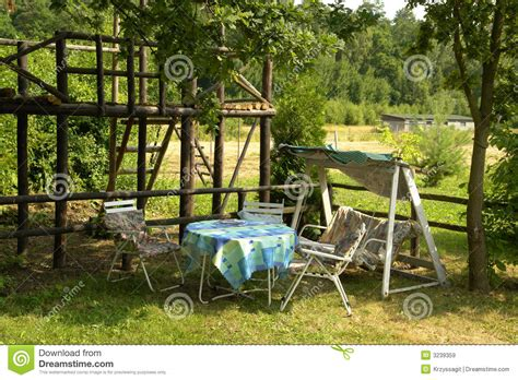 outdoor sitting outdoor sitting area royalty free stock images image