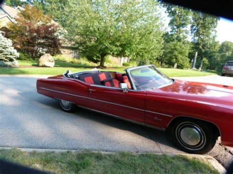 74 cadillac eldorado purchase used 74 cadillac eldorado convertible in