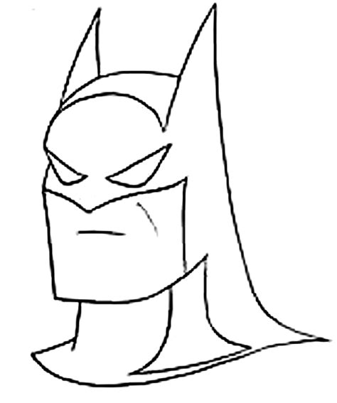 free coloring pages of l batman
