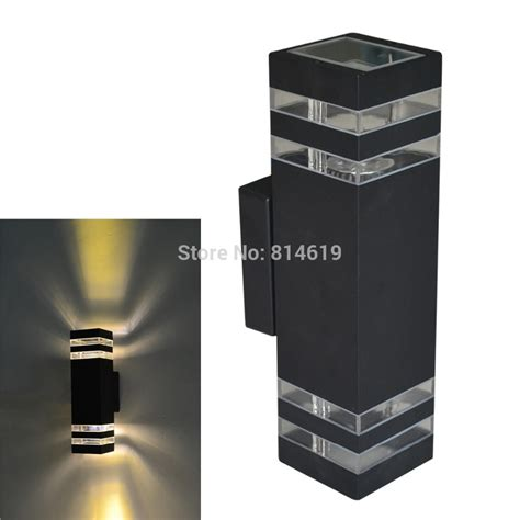 Outdoor Waterproof Lighting Aliexpress Buy Modern Outdoor Wall Lighting Outdoor Wall L Led Porch Lights
