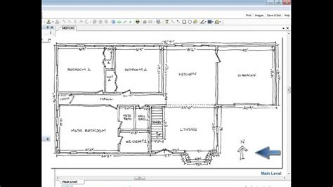 Property Floor Plans by Xactware Self Paced Training How To Sketch Floor Plans In