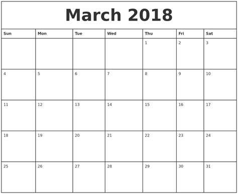 april calendar maker