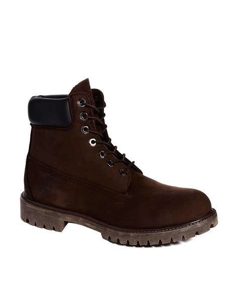 classic timberland boots for timberland timberland classic 6 inch premium boots at asos