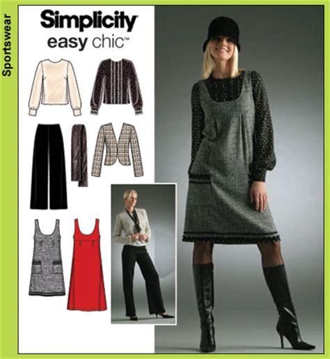 jumper pattern simplicity simplicity 4097 jumper