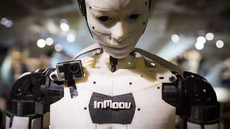 wallpaper inmoov  printed robot maker faire