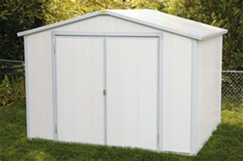 Royal Vinyl Storage Sheds by Outdoor Living The Home Depot Canada