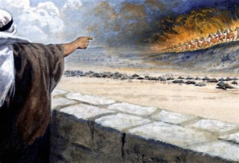 Army Of The Sky jesus the of was literally seen in the clouds in